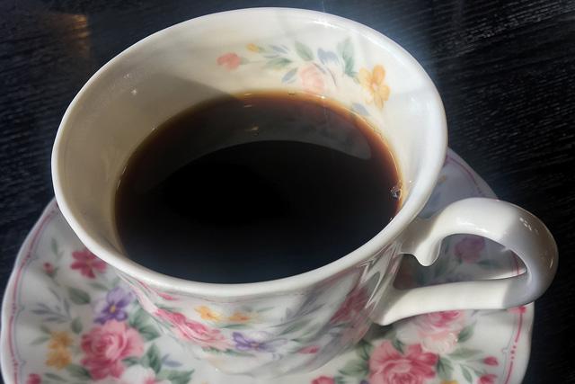 三峯神社 興雲閣 小教院 コーヒー